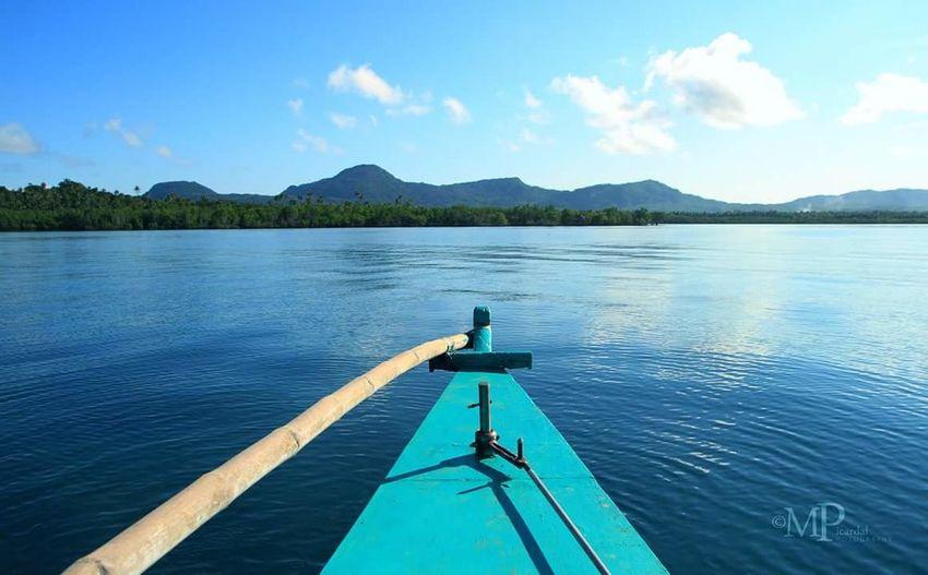 Alabat Island Quezon Province Phillipines Summer Bluewave