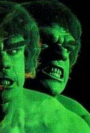 Hulk El Hombre Increible