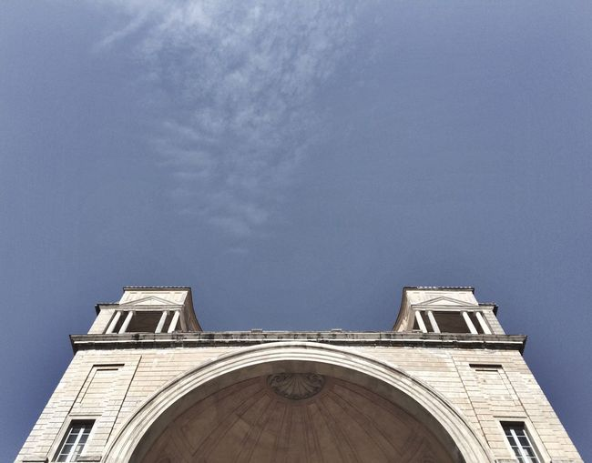 Beautiful day at the Vatican Museums Minimalobsession EyeEm Best Shots - Architecture Looking Up