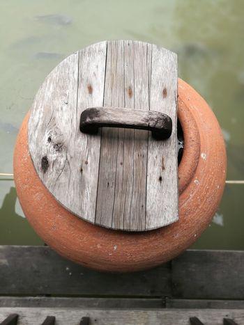 EyeEm Selects Outdoors No People Water Storage Tum Jar Water Jar Big Jar Jar Of Clay Thai Jar