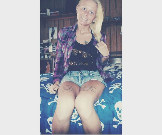Blonde ♡ Batman Style ✌