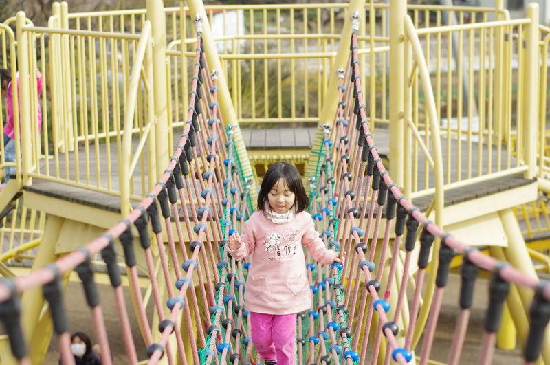Garl Dughter Park Pastel Power