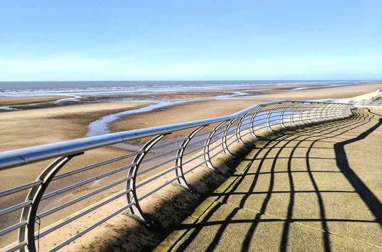 English Beach Beach Beachscape Seascape Blackpool, England Blackpool Seafront Landscape Blackpool Landscape Blackpool Blackpool Beach Sand & Sea Sand Sand Beach The Week On EyeEm Lost In The Landscape