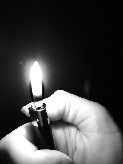 Lighter Stars & Darkness Let It Burn