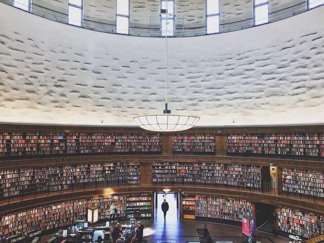 Stockholm Sweden Visitstockholm Library Librarylife Mytinyatlas Mytinymoments Tinypeople Tinypeopleinbigplaces