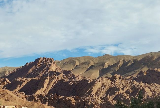 EyeEm Selects Mountain Sky Landscape Cloud - Sky Arid Landscape Desert Arid Barren Eroded