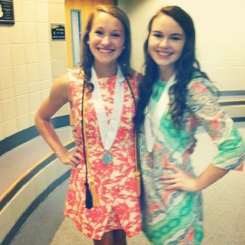 TBT  to graduation day with my best friend since fourth grade! MissHer Otherhalf