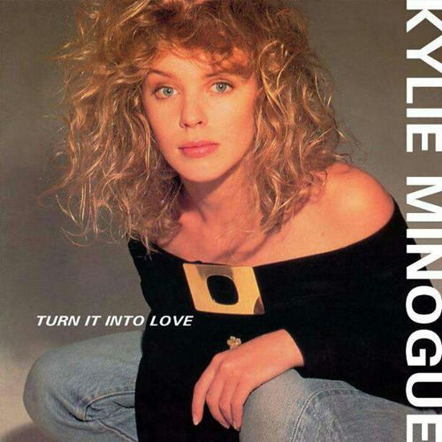 Now Playing KylieMinogue K25 Turnitintolove Blastfromthepast