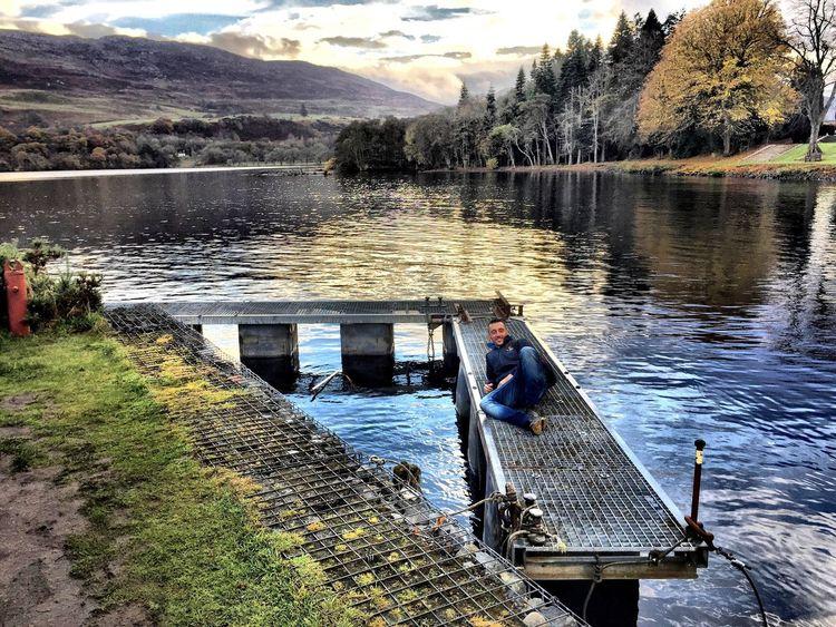 Loch Ness Ness Travel Scotland Highlands Sea Sky Inverness Paradise