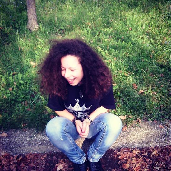Sorrisodargento Takethemoment Curlyhair Ferrara apparizionefacciale