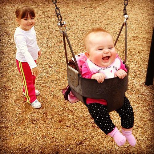 Swing time!