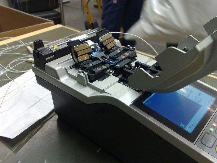 Fiberoptic Fiber Optics Welding Pigtails