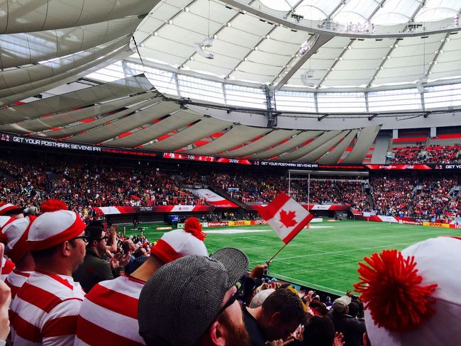 The Architect - 2016 EyeEm Awards Rugby Vancouver Stadium Canada Where's Waldo? IPhoneography Iphonephotography