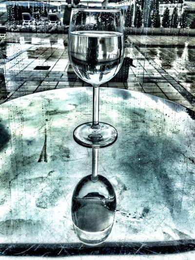 Glass Wineglass Rain Rainy Days Andrej Nihil Taking Photos