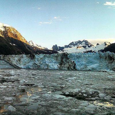 Icefields Glacier Alaska Beautiful Boatlife Dawes Travel