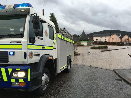 Flooding at Aboyne The Photojournalist - 2016 EyeEm Awards