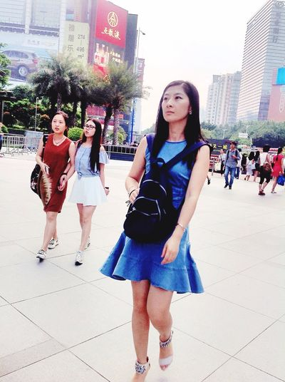 Taking Photos Taking Pictures Streetphotography People Beauty Girl Chinese Girl EyeEm China