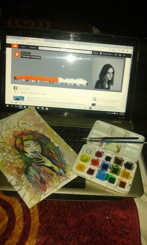 Art, Drawing, Creativity Pinting