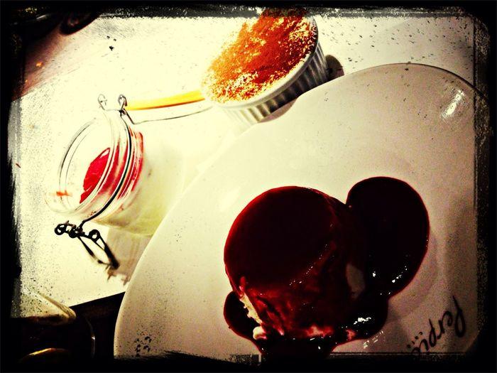 Eating Dessert In My Mouf Eye4photography  Yoghurt . Pannacota . Tiramisú. ✌️
