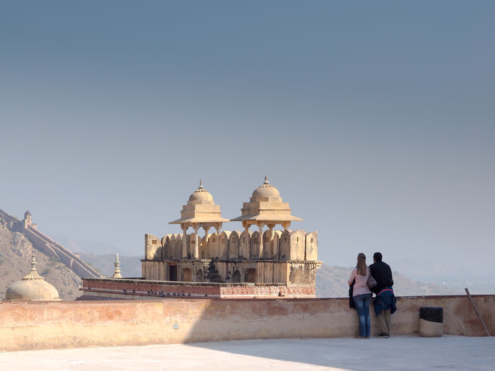Adult Adults Only Amber Fort Amer Fort Amer Fort Jaipur Architecture Architecture Day Dome India Jaipur Jaipur Tourist Place Men Outdoors People Place Of Worship Politics And Government Sky Tourism Travel Travel Destinations Travel Photography Travelling Vacations Women