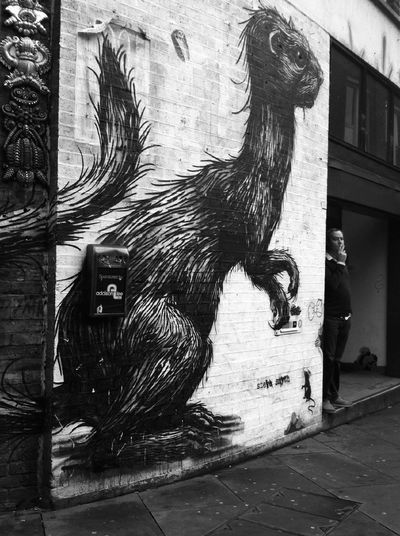 Streetart Blackandwhite Streetphoto_bw Hide And Seek Streetphotography