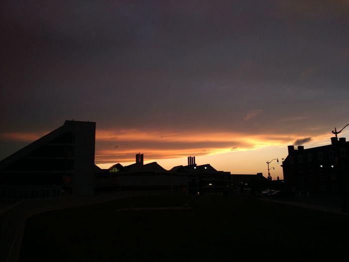 Summer Evenings University Campus Oklahoma State University
