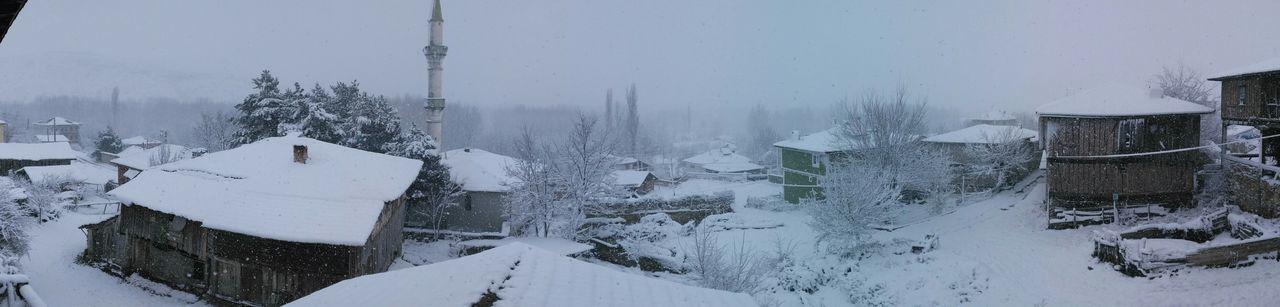 Kastamonu Kar Kış