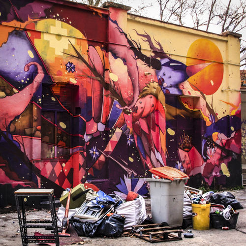 Check This Out Colors EyeEm Gallery Graffiti LaTabacalera Lavapies  Madrid Madrid Spain City Day Dust Outdoors Painting Art Street Streetart Streetart/graffiti Streetphotography The Street Photographer - 2018 EyeEm Awards