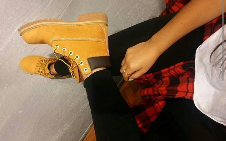 Timberland Lover Chic Style