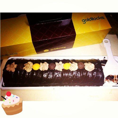 Happy Birthday again James =) Chocolatecake Goldilocks Nomnom Rainyeve 816
