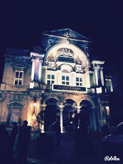 Avignon City Theater France Comedy