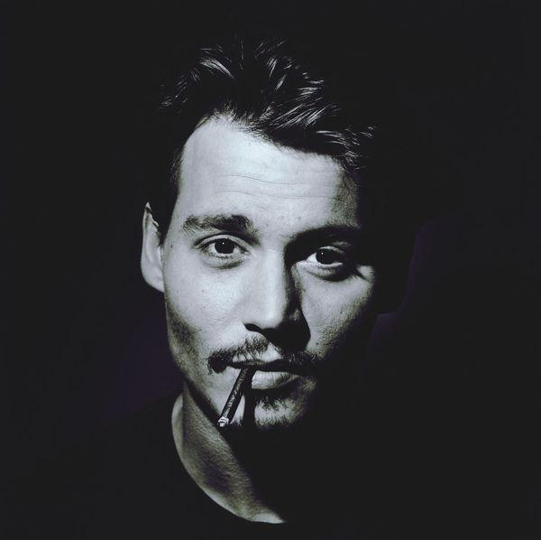 Johnny Depp Guy Actor Burton