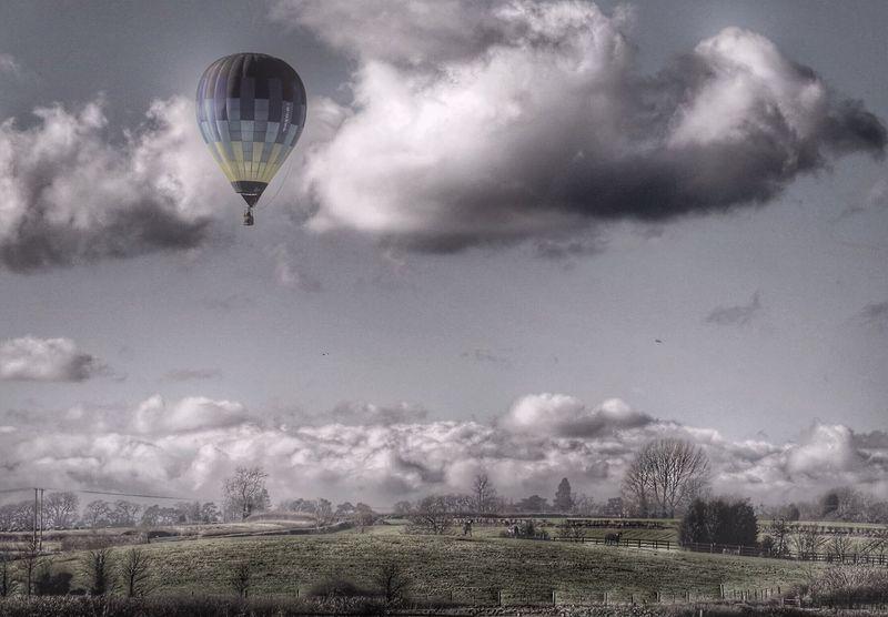 http://youtu.be/JsVgSqAwSEI Hot Air Balloons Subtlelight Subtle Landscape Beautiful Nature Dreamscapes & Memories Dreamy Cloudporn Clouds And Sky Cloud Porn Subtle Beauty
