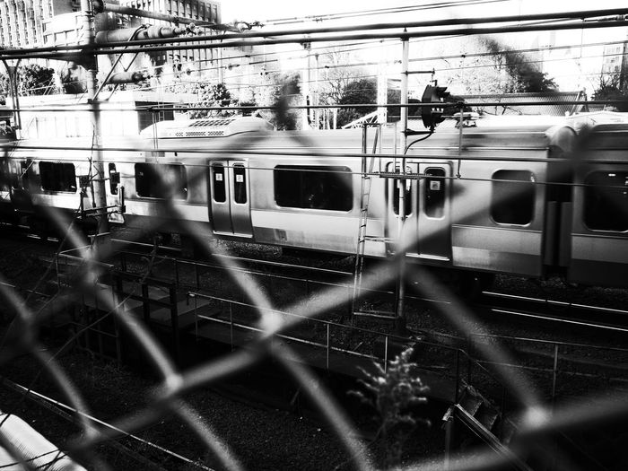 Silence railway