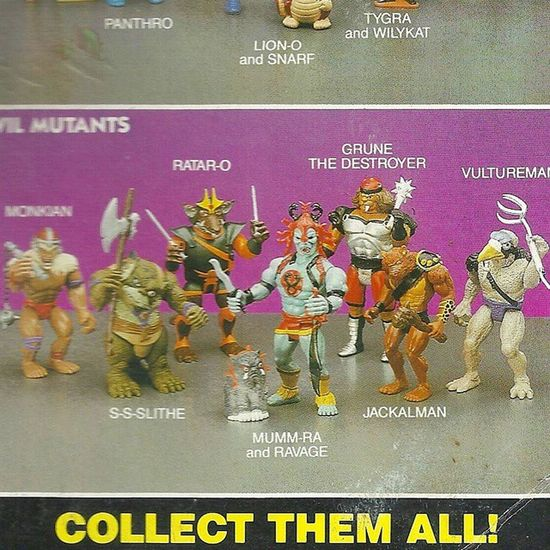 Pic 2 of 2. Ratar-o was released with two different looking sets of weapons (different molds and paint jobs). Which set was featured on the back of the card? NEITHER. Thundercatsho Thundercats Rataro Liono 80scartoons Actionfigures Vintagetoys Vintageactionfigures 80s 80stoys 80spopculture 80sKid 80schild Toycollector Toycrewbuddies Toycollection Toycommunity Toypics Toys4life Instatoys Toystoystoys Toyphotography Actionfigurephotography Moc Variants ljn