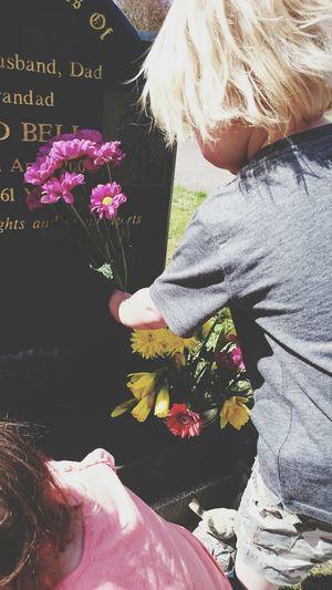 Missyou Dad Grandad HappyBirthday Cancer
