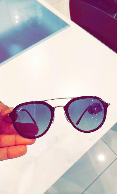 Dayyum .. Summertime New Shades  Sunglasses Rayban Doha Qatar