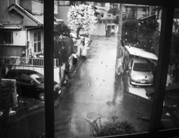 Reflection Window Architecture Indoors  Built Structure Building Exterior RainDrop Day Water Land Vehicle Rain Close-up Rainy Season Car Wet No People Tree EyeEmNewHere EyeEmNewHere EyeEmNewHere