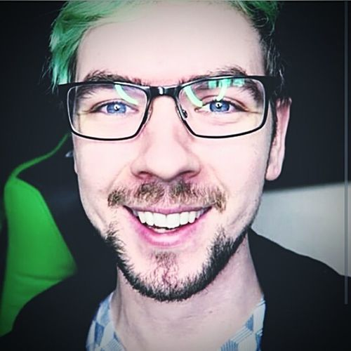 Smile :D Eyeglasses  Portrait Headshot Beard Human Face Adults Only Close-up Looking At Camera Human Body Part Adult One Person People Only Men One Man Only Horn Rimmed Glasses Cheerful Young Adult Eyesight Jacksepticeye Youtube Fanpage First Eyeem Photo