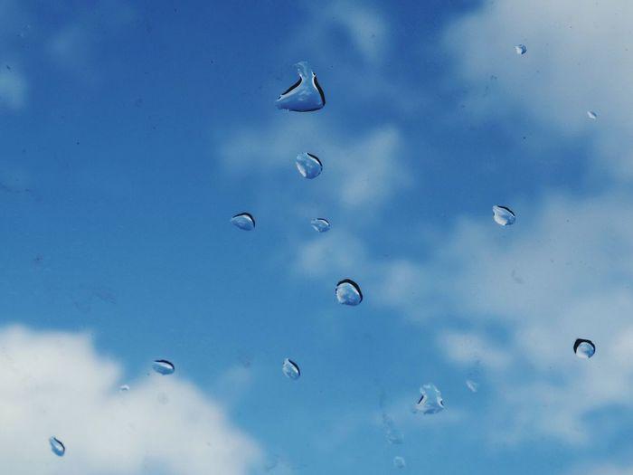 Sky Water Drop