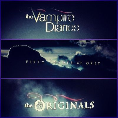 Tvd Fiftyshades TheOriginals  Thebest today friendsonnight love 😊😄