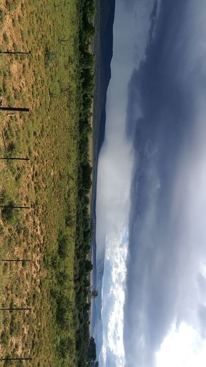 summer rain storm in the Karoo Beauty In Nature Water Nature Sky Scenics - Nature Day Cloud - Sky Tranquil Scene
