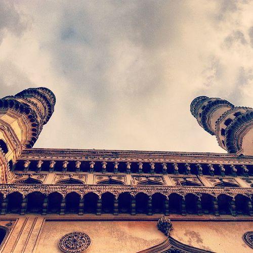Hyderabad Instahyderabad Charminar Minars incredibleindia love instagram india vacation artistic