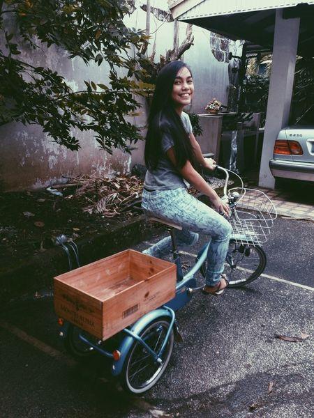 Bike pix 101 Kid VSCO Fun Ride Off To Somewhere