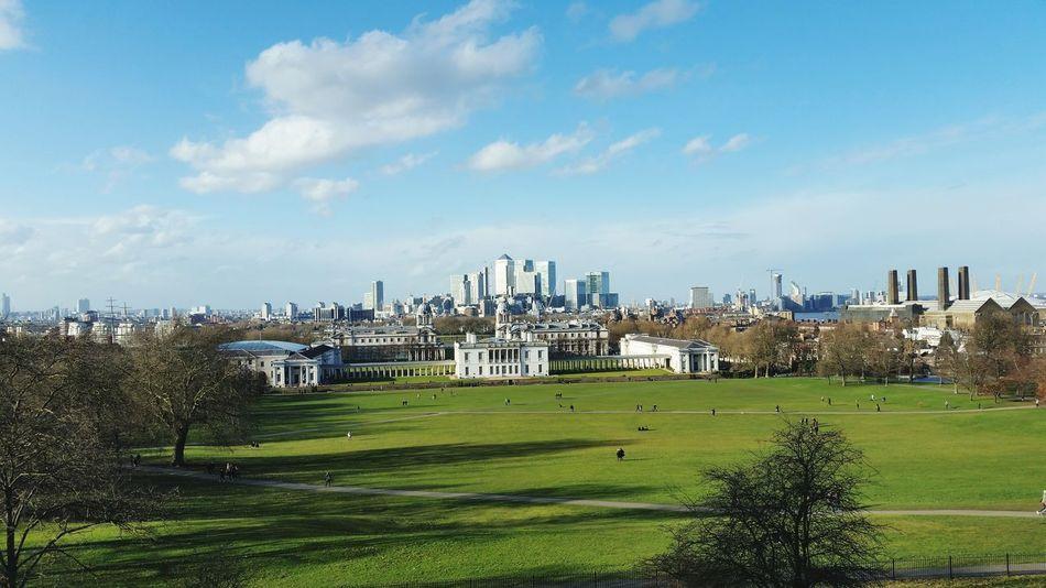 Lovelondon Greenwich earlier today