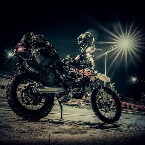 Motocross Crash