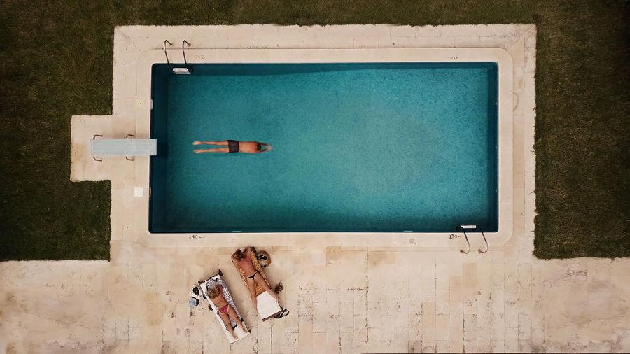 Pool time💦
