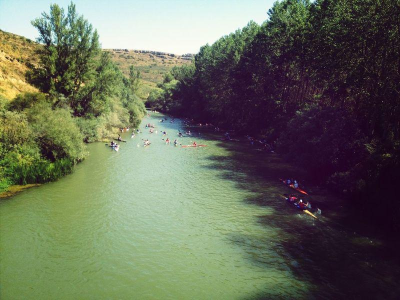 Empieza el descenso!! Palencia Descenso Pisuerga