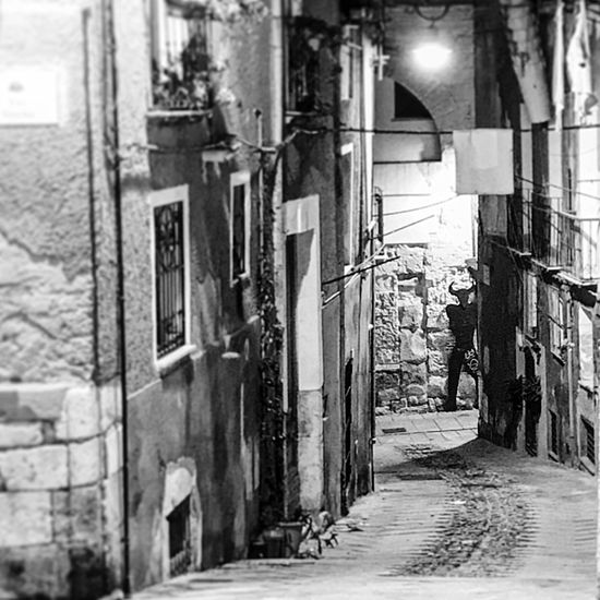 Building Exterior Alley Door History City No People Architecture City Outdoors Old Silhouette Cagliari Shapes And Forms Bnw_collection Bnw_captures Scenics Sardegna Travel Destinations Noir Noirphotography Bnw_life Bnwphotography Bnw_society