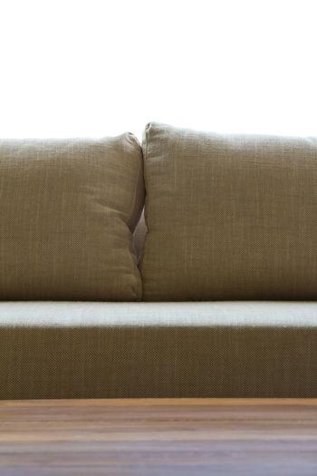 Sofa at home